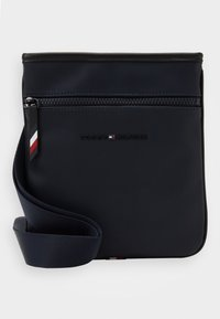 Tommy Hilfiger - ESSENTIAL MINI CROSSOVER - Across body bag - blue - 0