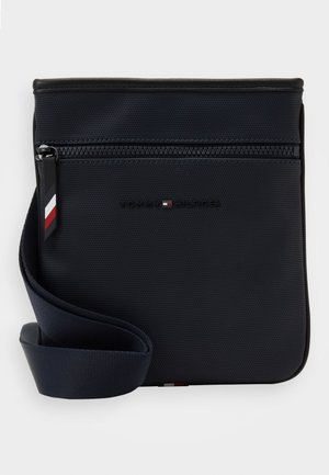 ESSENTIAL MINI CROSSOVER - Across body bag - blue