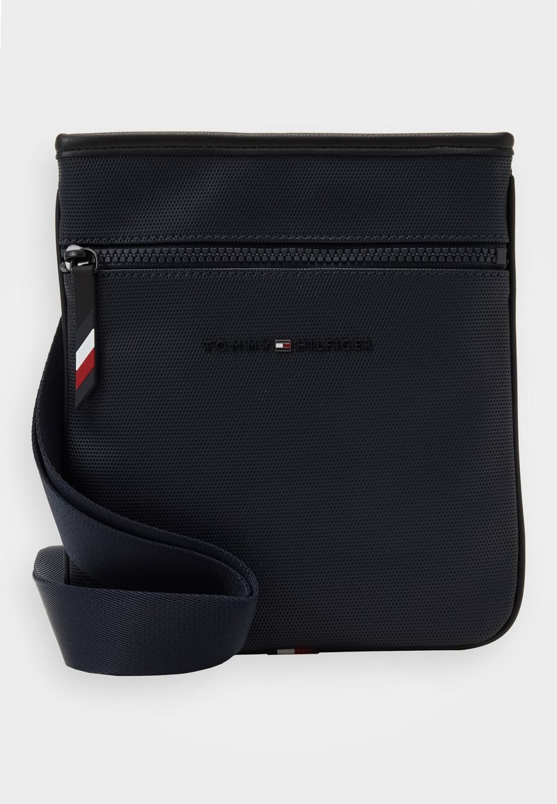 Tommy Hilfiger - ESSENTIAL MINI CROSSOVER - Across body bag - blue