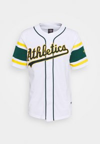 Fanatics - MLB OAKLAND ATHLETICS ICONIC FRANCHISE SUPPORTERS - Club wear - white - 3