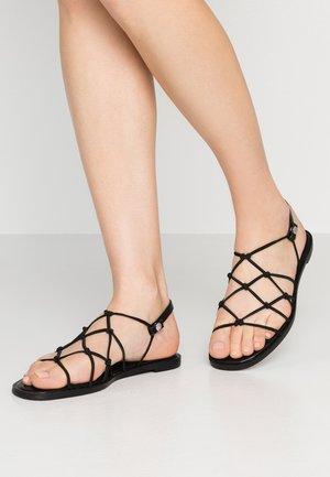 ISLA UNIQUE - Sandals - black