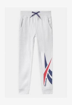 VECTOR - Teplákové kalhoty - white