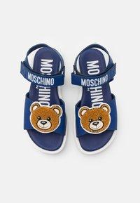 MOSCHINO - UNISEX - Sandaler - blue - 3