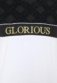 Glorious Gangsta - HERVOS TEE - Print T-shirt - optic white - 5