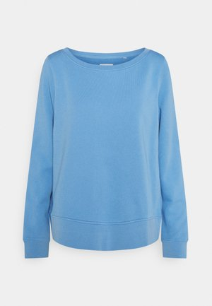 LONG SLEEVE ROUND NECK - Sweatshirt - washed cornflower