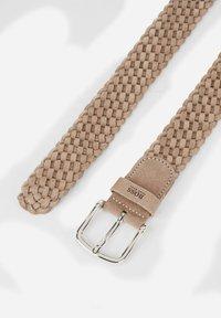 BOSS - SASH - Belt - beige - 3