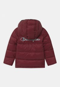 Champion - ROCHESTER HOODED UNISEX - Winter jacket - bordeaux - 1