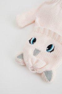 DeFacto - Fingerless gloves - pink - 2