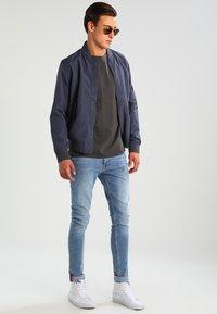 Pier One - Jeansy Skinny Fit - light blue - 1