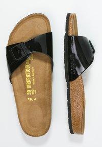 Birkenstock - MADRID - Pantofle - black - 3