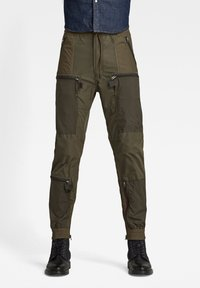 G-Star - PM CB RELAXED CUFFED TRAINER - Trousers - combat - 0