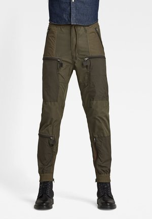 PM CB RELAXED CUFFED TRAINER - Trousers - combat