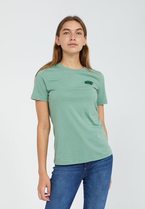 LIDAA ELEMENTS - Print T-shirt - matcha