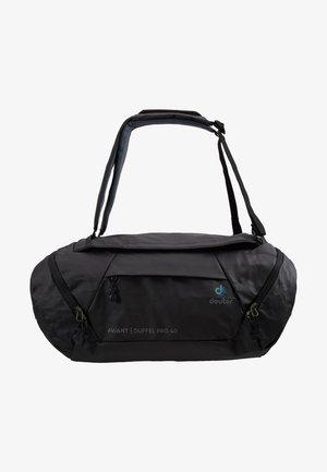 AVIANT DUFFEL PRO 40 - Bolsa de viaje - black