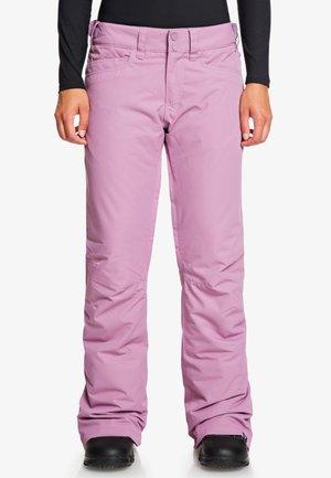 BACKYARD  - Snow pants - purple