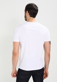 Armani Exchange - Print T-shirt - white - 2