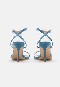 Even&Odd - High heeled sandals - blue - 3