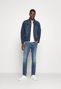 Blend - NOOS - Denim jacket - denim dark blue - 1