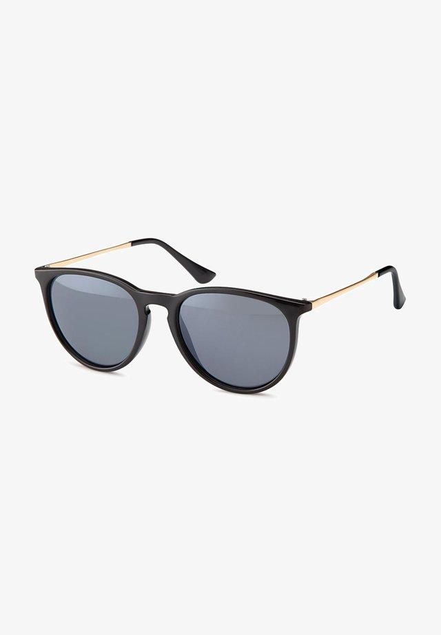 Sunglasses - gestell schwarz / glas grau getönt