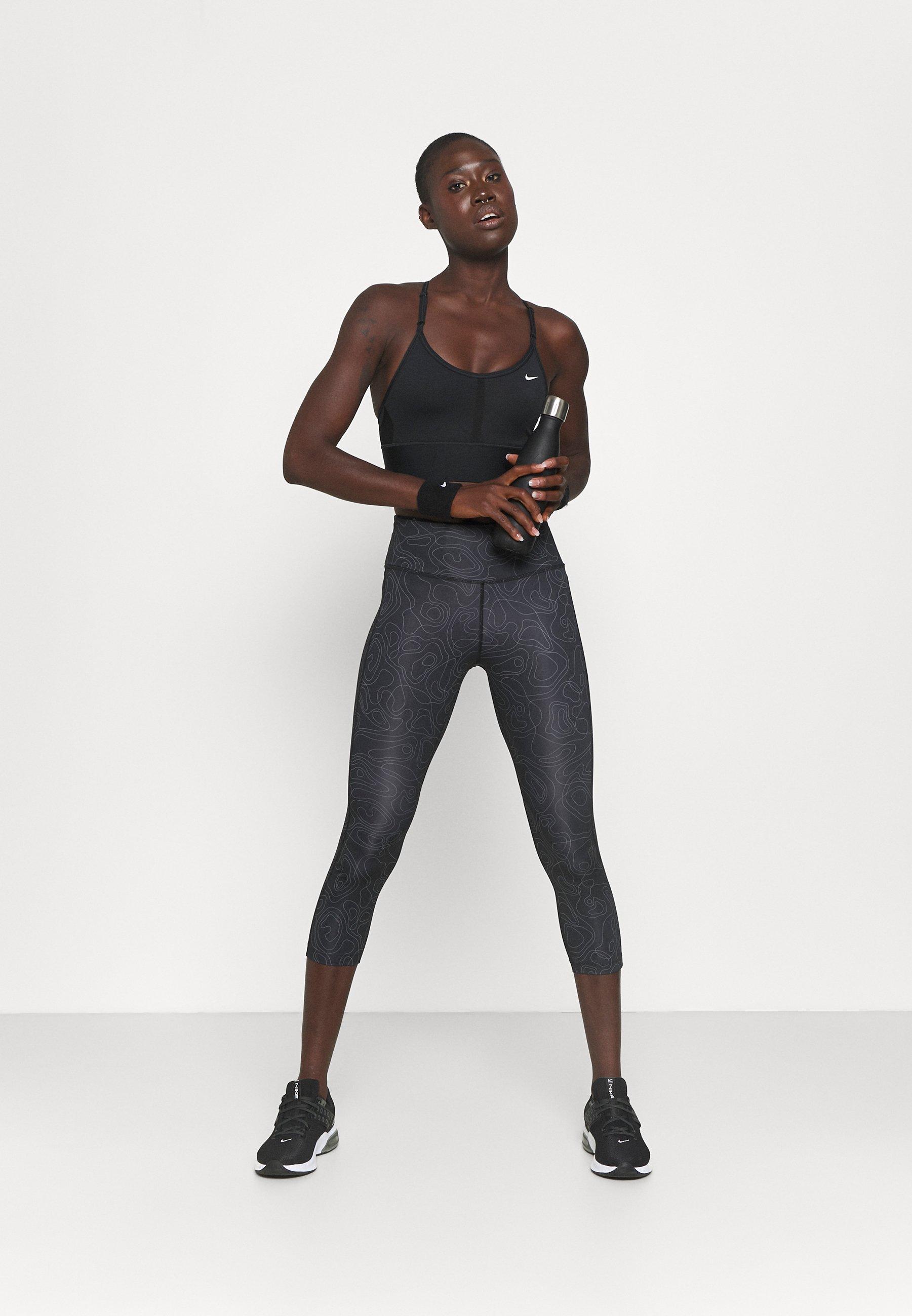 Femme RUN FAST CROP - Collants