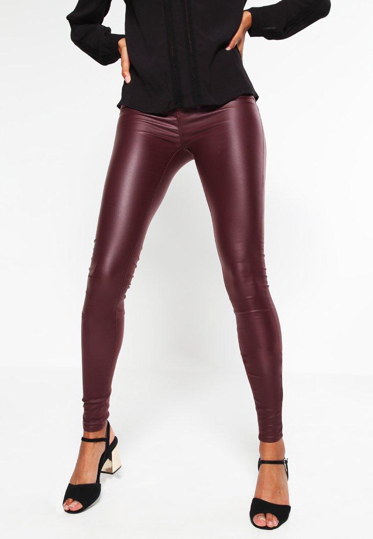 Vero Moda - VMSEVEN - Jeans Skinny - decadent chocolate
