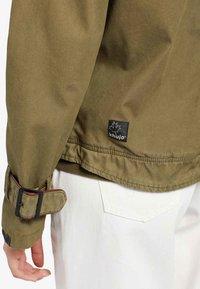 khujo - STACEY - Light jacket - khaki - 4