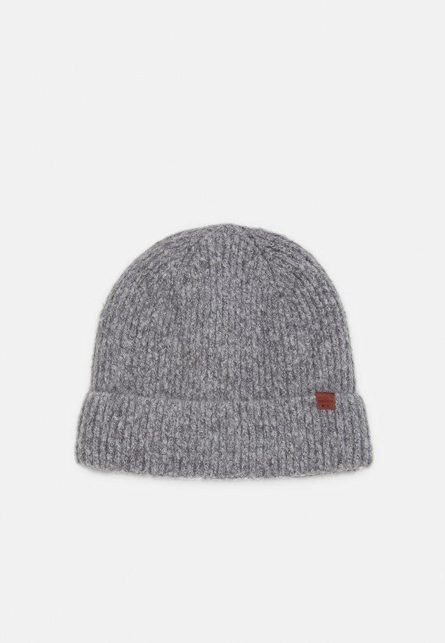 BEANIE - Mütze - mottled grey
