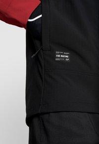 Fox Racing - PIT JACKET - Soft shell jacket - cardinal - 6