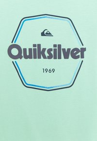 Quiksilver - HARD WIRED  - T-shirt con stampa - cabbage - 2