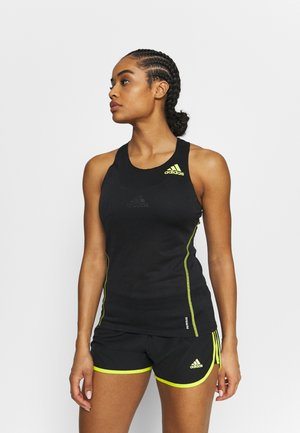 ADIZERO TANK - Top - black