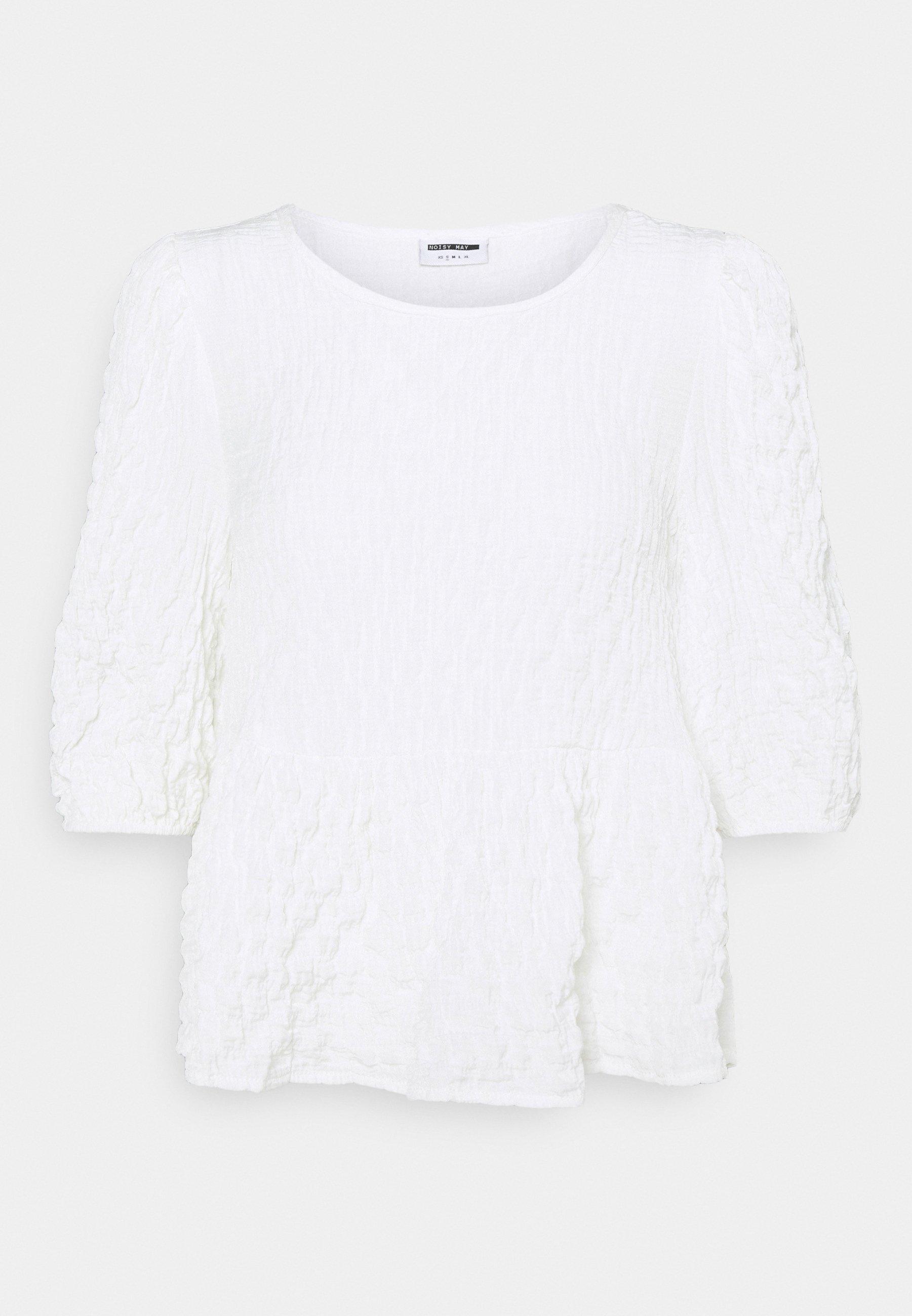 Women NMSTINE 3/4 SLEEVE  - Long sleeved top
