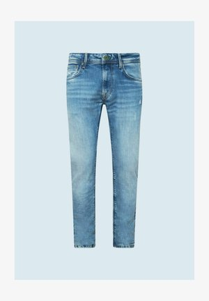 STANLEY - Jeans Tapered Fit - blue