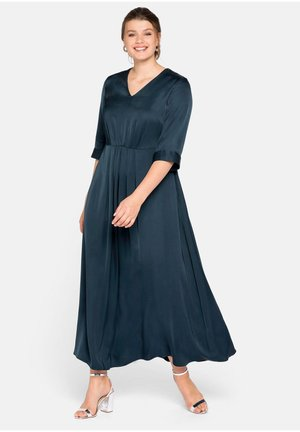 Maxi dress - dunkelpetrol