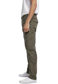 Brandit - ACCESSOIRES ADVEN  - Cargo trousers - olive - 3