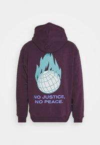 Obey Clothing - RESISTANCE - Sweatshirt - blackberry wine - 1