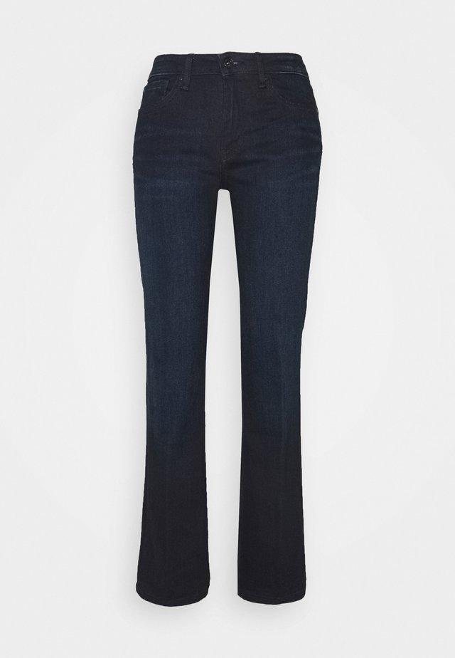 AUBREY - Flared Jeans - dark blue