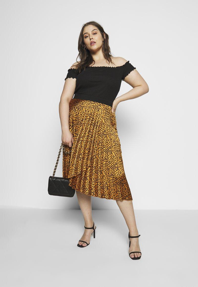 Gina Tricot - MALLIS BAG - Across body bag - black