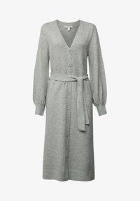 Esprit - LONG DRESS - Maxi dress - medium grey - 4