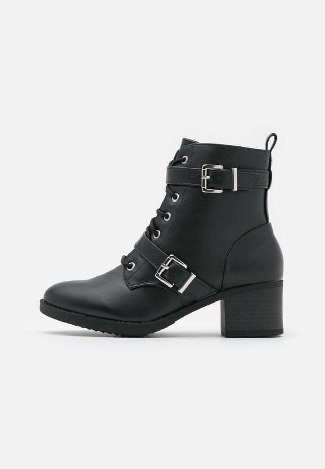 ANNIE - Veterboots - black