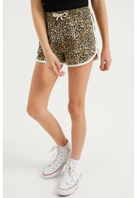 WE Fashion - 2-PACK - Shorts - black - 2
