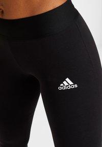adidas Performance - Punčochy - black/white - 4