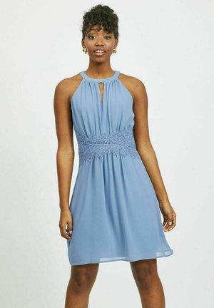 VIMILINA HALTERNECK - Vestito elegante - colony blue