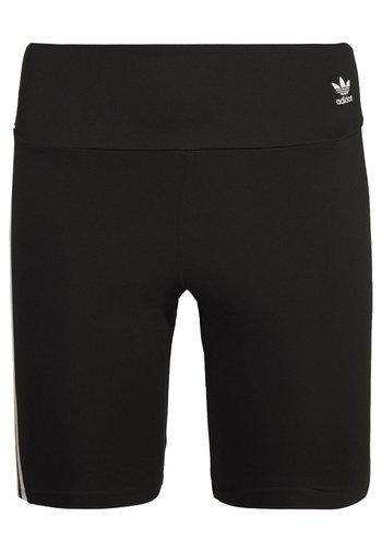 TIGHT - Shorts - black/white