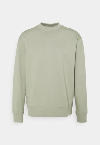 TOSCAN CREW NECK - Sweatshirt - seagrass
