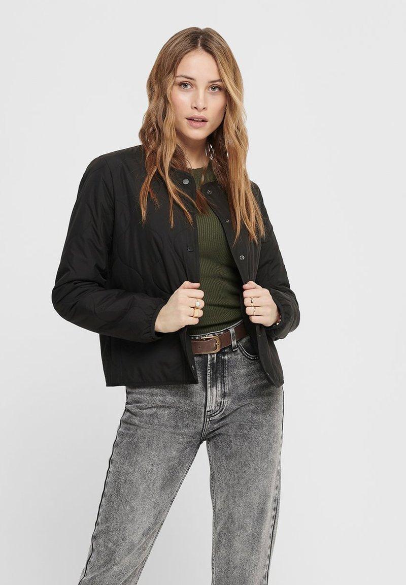 ONLY - Light jacket - black