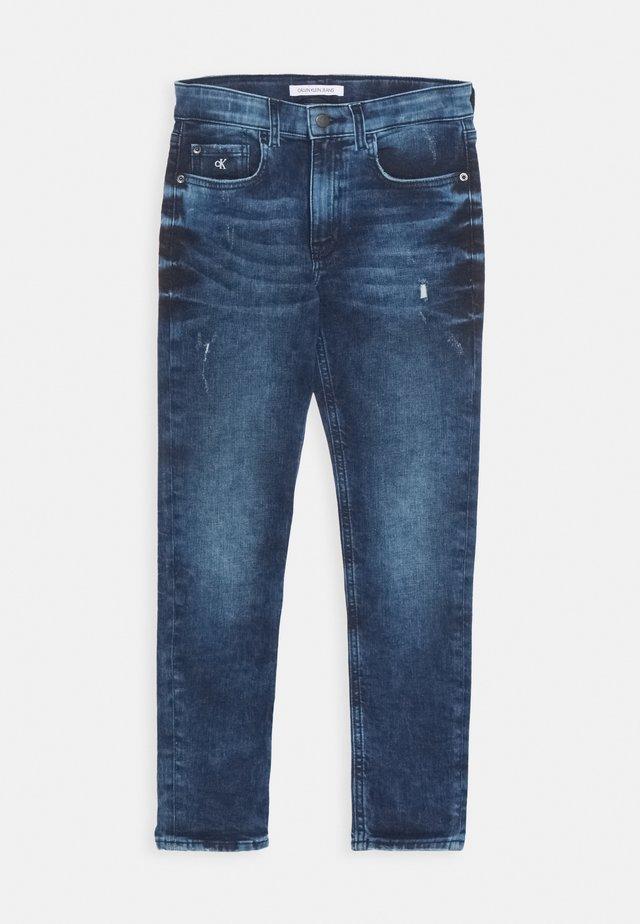 TAPERED - Jeans slim fit - denim