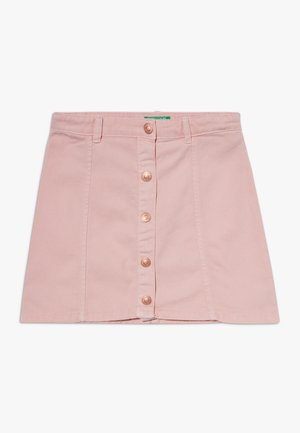 SKIRT - Minisukně - light pink
