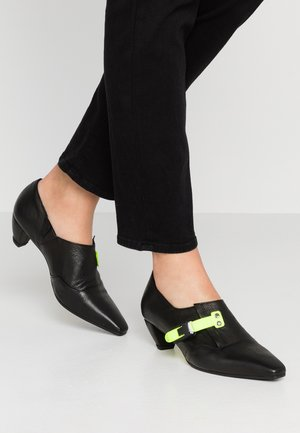 OPRAH - Ankle boots - matrix nero