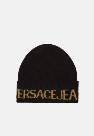UNISEX - Bonnet - black/gold