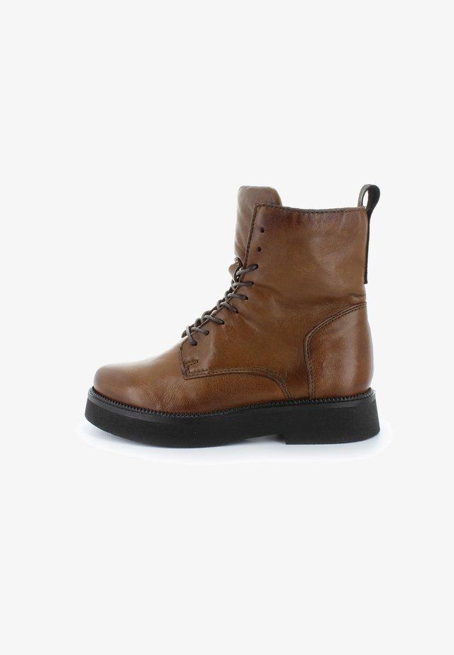 TRIPLE - Cowboy/Biker boots - penny
